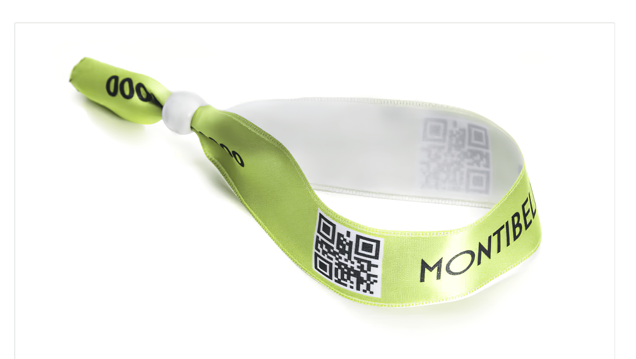 pulseras identificativas con código qr